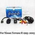 Камера заднего вида Для Nissan Terrano II 1995 ~ 2005/RCA Проводной Или Беспроводной/HD Широкоугольный Объектив/CCD Ночного Видения Камеры Заднего вида