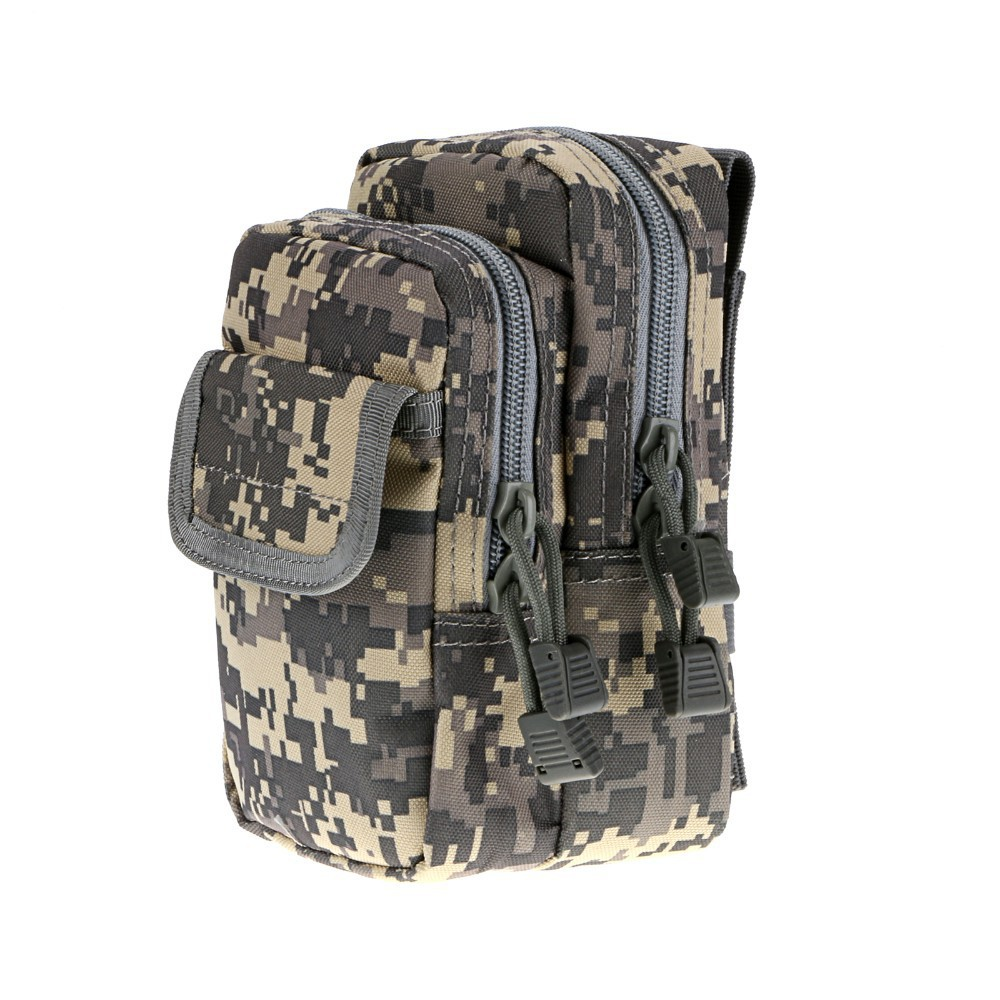 Liplasting Brand Outdoor Hiking Bag Tactical Molle Waist Bags Hunting Multipurpose Military Climbing Camping Sport Molle Bag