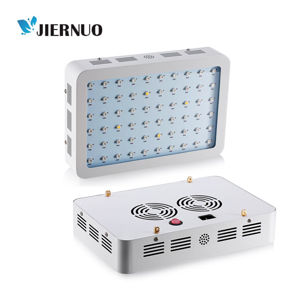 1000W LED Grow Light 10W Double Chips 400w SMD Full Spectrum LED growth lamp for aquarium and hydroponics system indoor plant AE