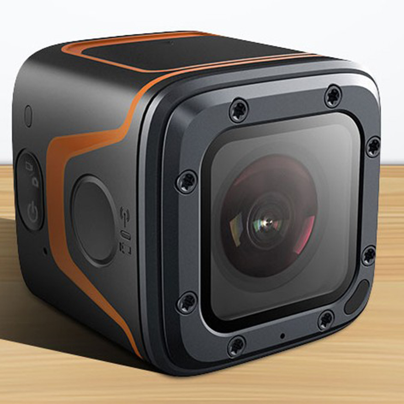 FOXEER Box 4K CMOS FOV 155 Degree Micro Bluetooth WiFi Camera Mini FPV Sport Action Cam for RC Drone Quadcopter yi 4k action camera international version edition ambarella a9se sports mini camera arm 12mp cmos 2 19 155 degree eis ldc wifi