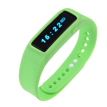 Professional Fitness Equipments Bluetooth 4.0 Pedometers Health Bracelet Wristband calories Calculation Fitness Sleep Tracks HS