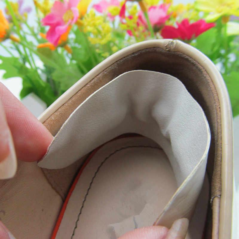Pigskin Fakepigskin Heel Insole Sticker Foot Inserts Half Yard Heel Pain Crack Relief Comfortable Shoe Paste in Tacones T090OLD