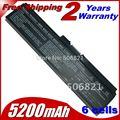Bateria do portátil para Toshiba Satellite Pro C650 C660D L630 L670 U400 U500 C650D C660 L640 T110 T115 T135 U400 U405 U405D A660D