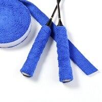 10M Breathable Thicken Anti slip Racket Racquet Over Grip Sweatband Gym Fitness Sports Tennis Badminton Tape Equipment E65