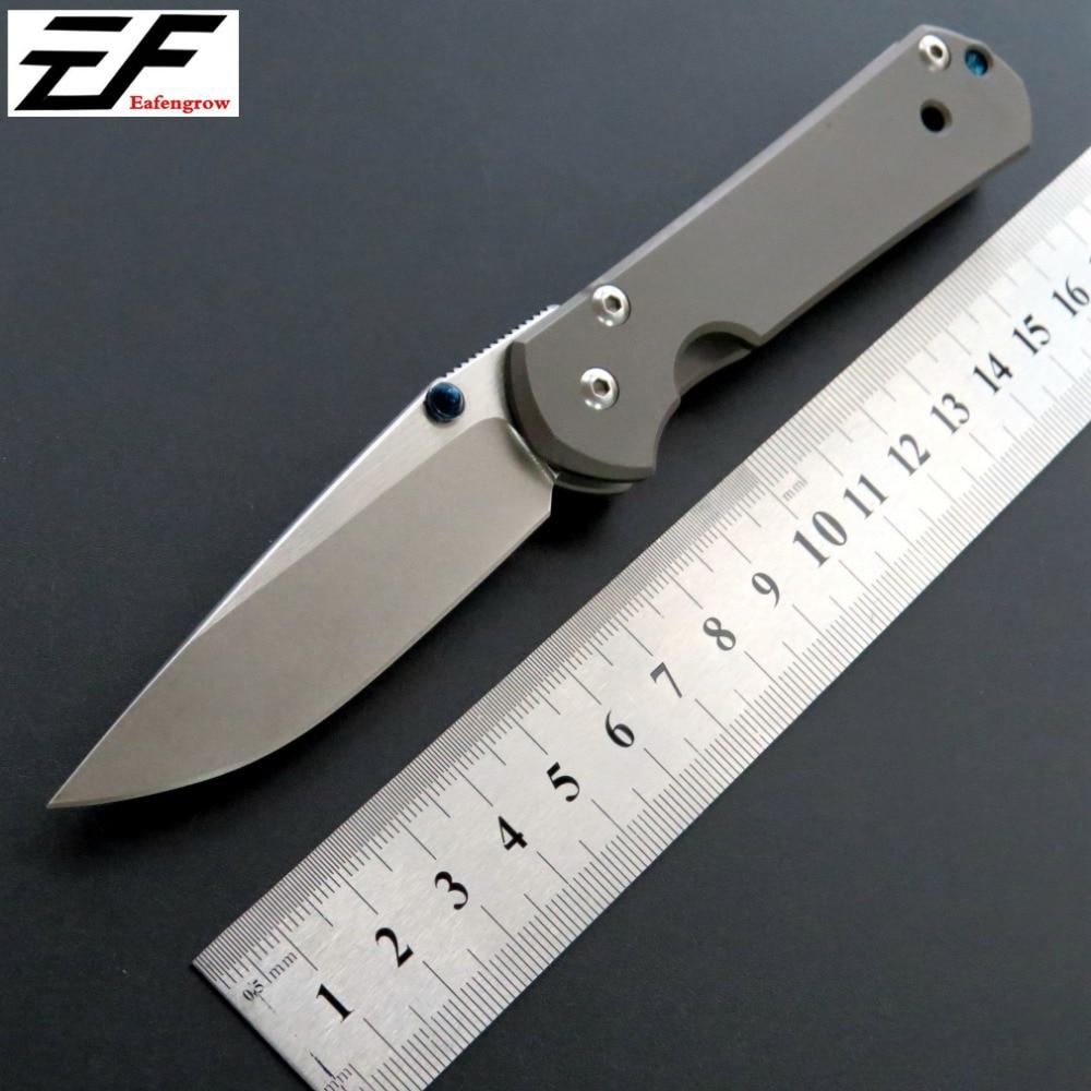 Alta qualidade sebenza faca dobrável d2 aço titânio lidar com edc facas de acampamento ao ar livre ferramentas manuais