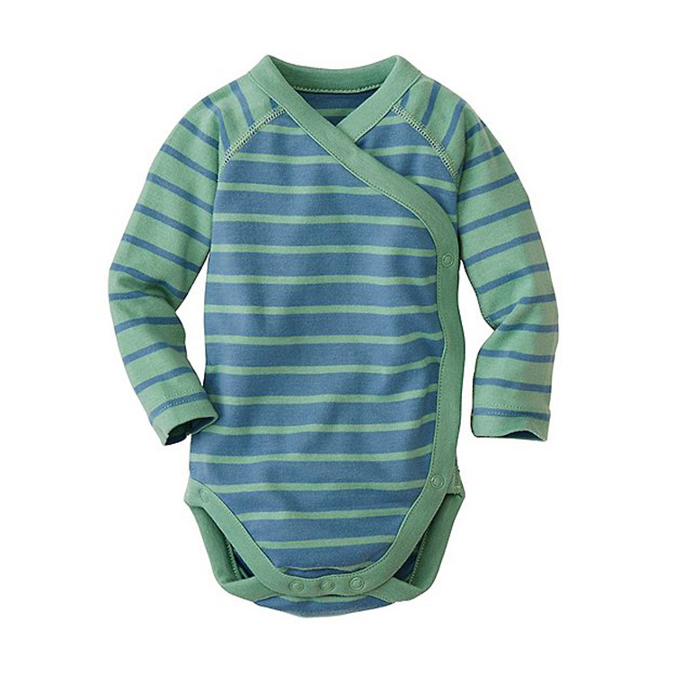 baby rompers boys girls clothes jumpsuits spring autumn long sleeve striped kids romper infant roupas de bebe clothes 6m-24m