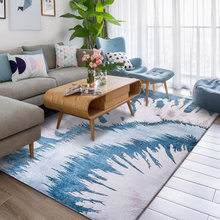 Nordic Carpet Living Room European Style Simple Modern Bedroom Full Shop Coffee Table Sofa Room Bedside Blanket nordic style large carpet living room sofa coffee table blanket simple modern bedroom room household machine washable