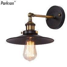 Lámpara Led Retro de Pared decoración industrial Loft Bar Wandlamp Baño Luz Pared vintage lámpara Steampunk lámpara de techo