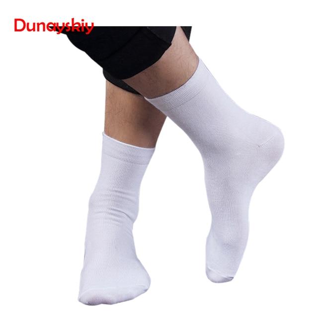 892ef2655 5 Pairs Lot Men s Socks Brand New Mens Ankle Length Socks Cotton Business  Dress Solid Colored Short Sokken Fashion Winter Socks