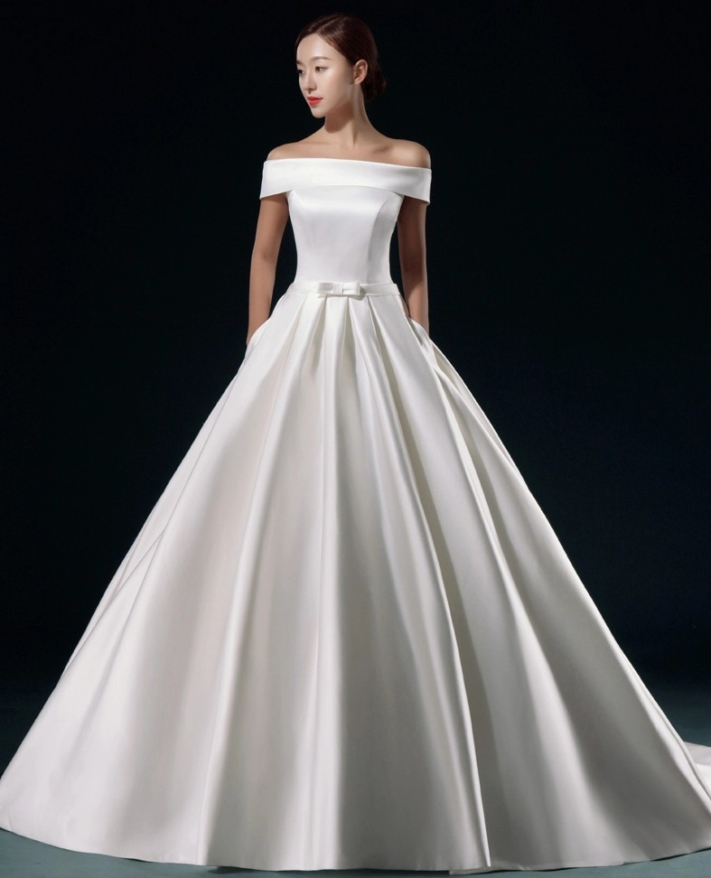 Online get cheap luxury wedding gown for Where to get wedding dresses