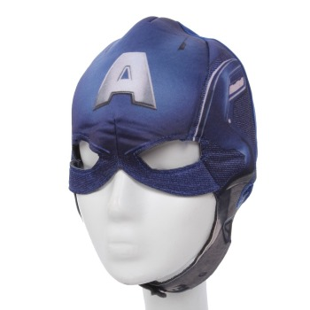 Child Captain America Muscle Kid Boy The Avengers Civil War Superhero Costume Halloween Fantasia Outfit 5