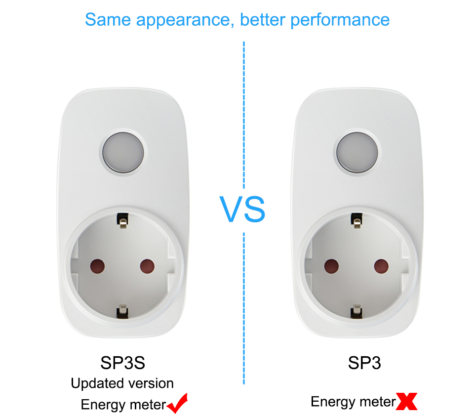 Broadlink SP3s Enchufe de salida inteligente con monitor de energía - Electrónica inteligente - foto 4
