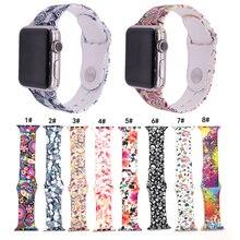 cfee65d3280 Oulucci esporte pulseira de silicone para apple relógio banda 42mm 38mm  iwatch série 4 3 2 1 44mm 40mm pulseira pulseira pulseir.
