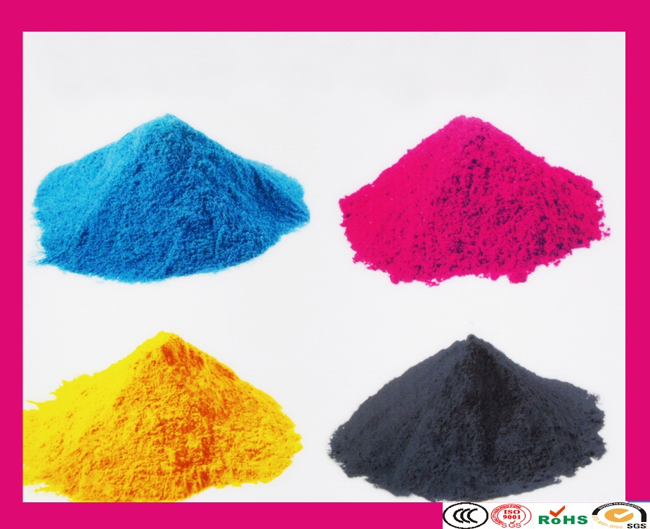 New Compatible  OKI C110 C130 C160 Color Toner Powder Refill Bulk Printer Color Toner (KCMY each 1kg) Free Shiipping 1 kg 98 quercetin dihydrate powder in bulk supplement