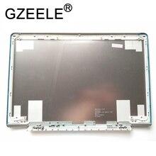 GZEELE Cubierta trasera para portátil, tapa superior LCD para SAMSUNG NP740U3E NP730U3E con BA75 04472A táctil/BA75 04472B