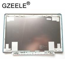 GZEELE แล็ปท็อปปกหลัง LCD ด้านบนด้านหลังฝาปิดสำหรับ SAMSUNG NP740U3E NP730U3E TOUCH BA75 04472A/BA75 04472B