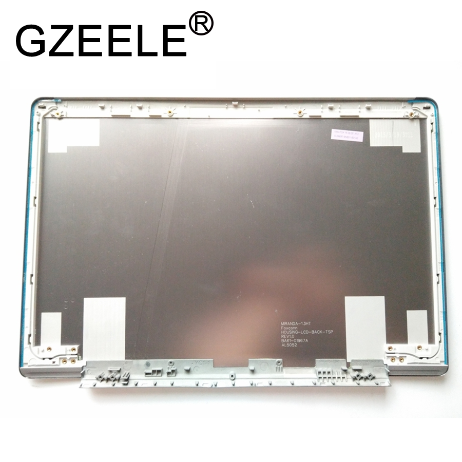 New BA75-04438B Samsung  NP740U3E NP730U3E Top LCD Back Cover Rear Lid Non-touch