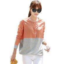 купить Blusas Vetement Femme Long Sleeve Shirts Winter Women Tops And Blouses 2017 New Fashion Vintage Clothes Camisas Femininas Roupas по цене 780.92 рублей