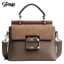 ZMQN Frauen Tasche Vintage Schulter Taschen 2020 Schnalle PU Leder Handtaschen Umhängetaschen Für Frauen Berühmte Marke Frühling Sac Femme c219
