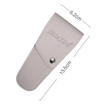 Beard Mustache Scissors Comb 3 Pcs Kit Nose Hair Trimming for Men Care @ME88 6