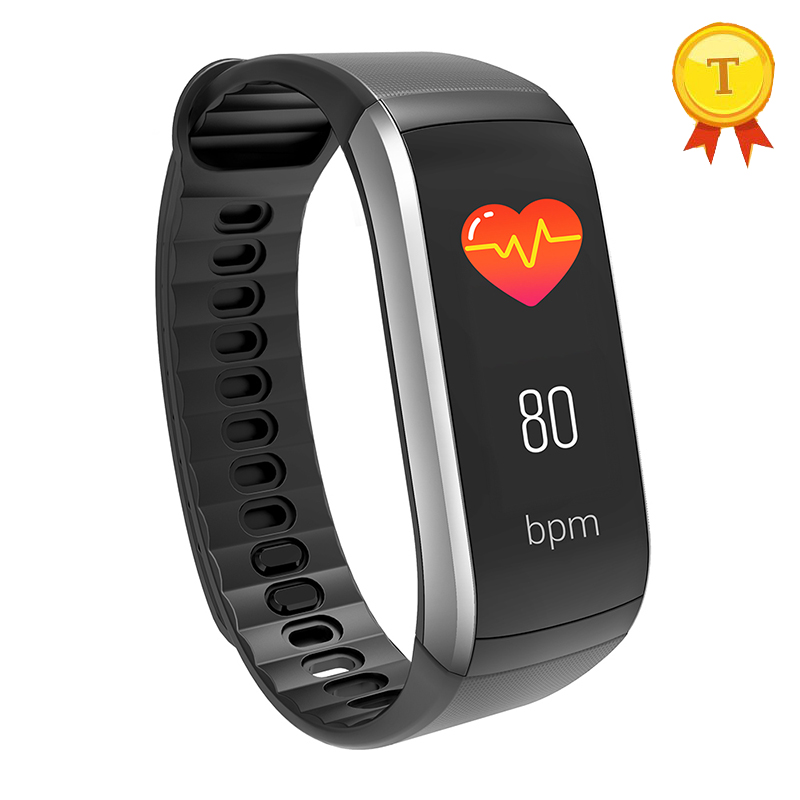 Hot selling Fitness smart bracelet IP68 Waterproof GPS Smart Band Heart Rate Monitor Activity Tracker Watch PK mi band 3 for men maxinrytec kr02 fitness bracelet ip68 waterproof gps smart band heart rate monitor activity tracker watch pk mi band 3 for men