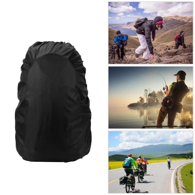 4 Color Rain Cover Mud Dust Cover Waterproof Case Outdoor Kit TooL for 50L Backpack Outdoor Climbing Travel Rainwear Accessories