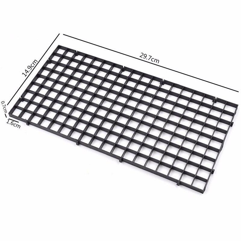 5/10pcs Plastic Aquarium Isolation Divider Filter Board