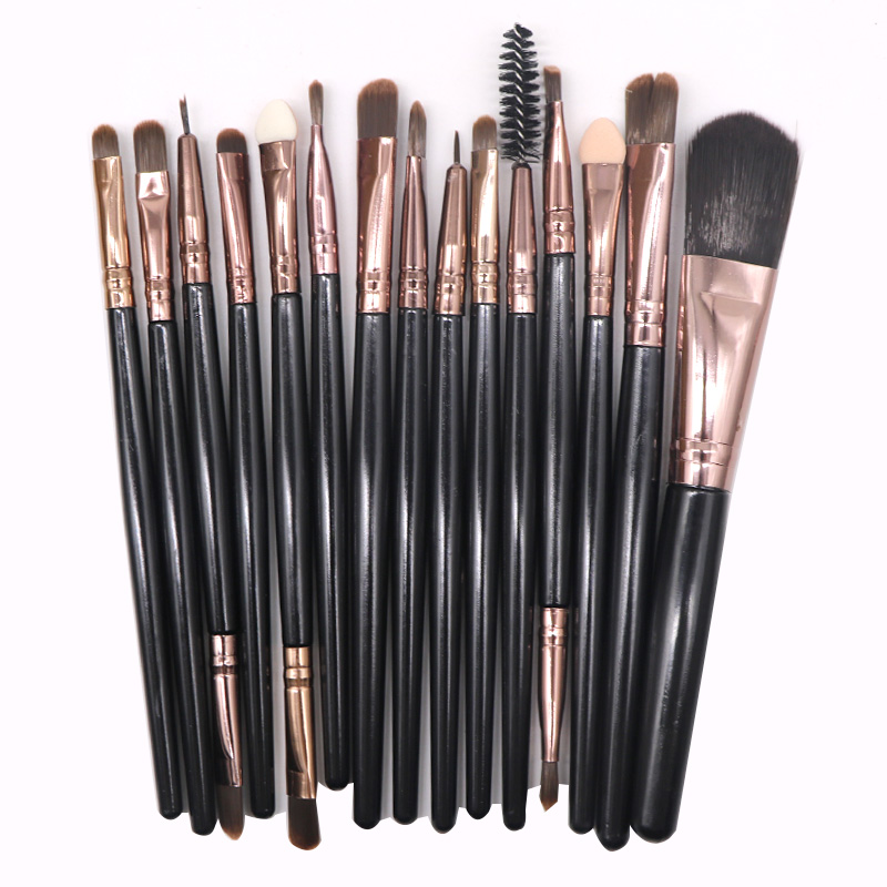 2Set Eye Shadow Foundation Eyebrow Eyeliner Eyelash Lip Brush Makeup Brushes Cosmetic Tool Make Up Eye Brush Set 20 pcs set makeup brushes set eye shadow foundation eyeliner eyebrow lip brush cosmetics tools kits beauty make up brush 2017
