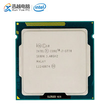 Intel Core i7-3770 Desktop Processor i7 3770 Quad-Core 3.4GHz 8MB L3 Cache LGA 1155 Server Used CPU(China)