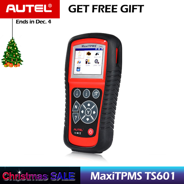 Best Offers AUTEL MaxiTPMS TS601 TPMS tool Car Diagnostic OBD2 Scanner Automotive Service Activate Tire Sensor TPMS programming Code Reader