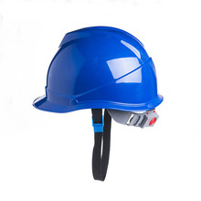 Safety Helmet Construction Head Protection Anti-Collision Hard Hat Work Caps Industrial Engineering Shockproof ABS Material