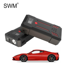 Jump Starter 15000mah 1200A Qc3.0 For Auto Car Power Bank Booster 12V Outdoor Batterie Voiture