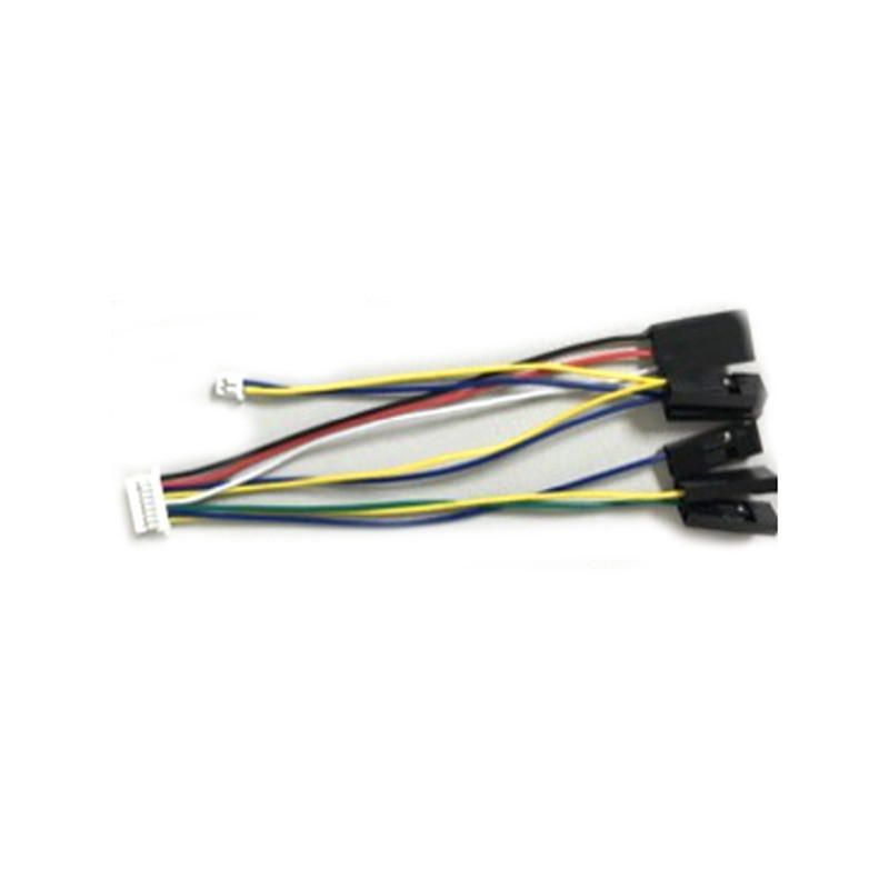 Eachine Falcon 180 Falcon 250 Customised Cable For Customised CC3D NAZE32 F3 Flight Control And Receiver eachine cc3d wiring rx wiring diagrams Eachine Falcon 210 at bakdesigns.co