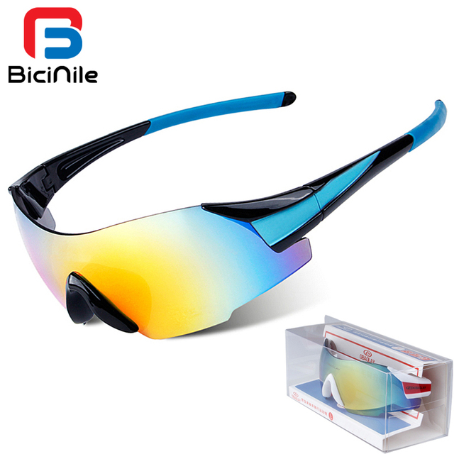 cee5af9f3b9 Best Price Unisex Coated Mirror Cycling Eyewear Sunglasses For Man Sports  Glasses Cycling Goggles For Bicycle