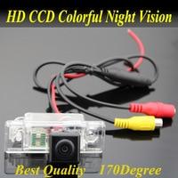 Ccd hdカメラ用シトロエンc5 c4 c-quatre駐車場リバースバックアップリアビューカメラ広角ledライトキット用navigationgps