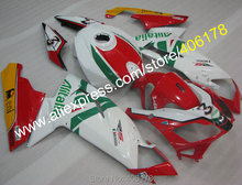 Hot Sales,For Aprilia RS125 2006 2007 2008 2009 2010 2011 RS125 RS 125 06-11 125 Sports Motorcycle Fairing (Injection molding)