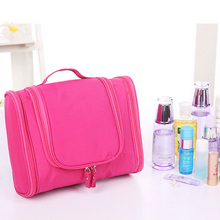 High Capacity hook up cosmetic cases Toiletry Make up organizer Multi-pocket Waterproof travel Storage Wash Bag pouch Women Men