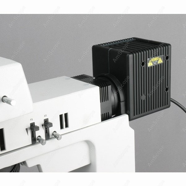 Polarizing Darkfield Microscope-AmScope Supplies 50X-500X Polarizing Darkfield Metallurgical Microscope with 9MP Digital Camera