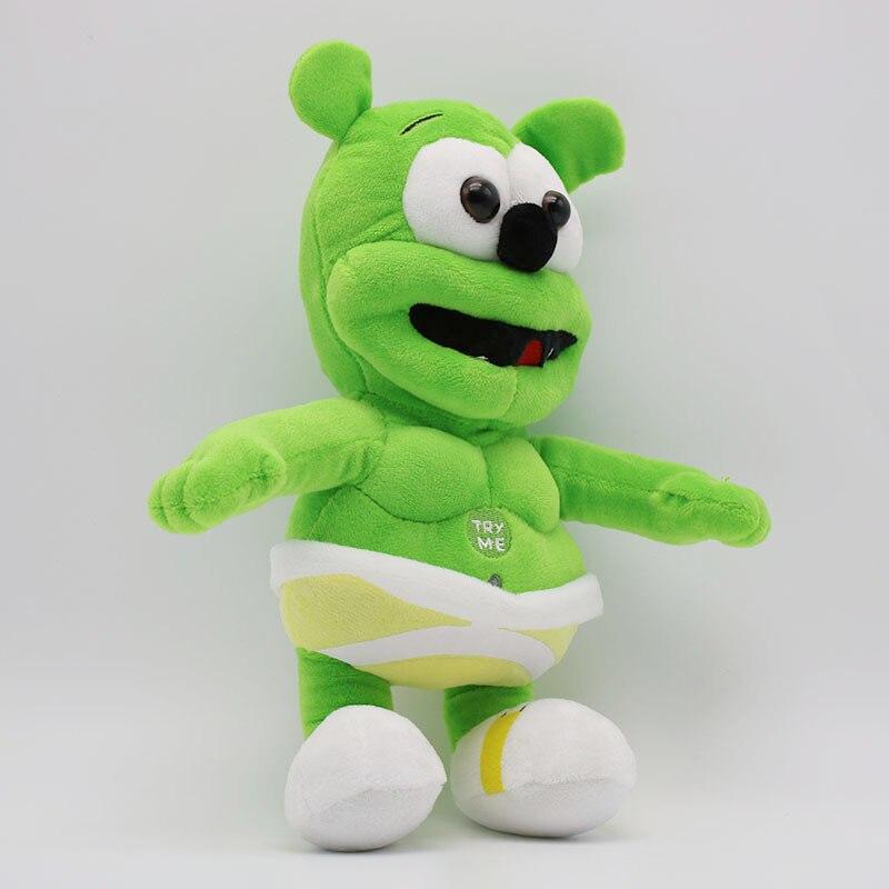 7b8c9b063 30CM Gummy Bear Voice Pet Funny Lovely Toys Sounding Plush Toy Best Gift  For Kids. 6453649160 383932754 6453616461 383932754 6453622415 383932754 ...