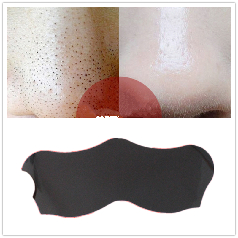 10 Pcs Nose Mask Pore Cleaning Strips Blackhead Remover Peel Off Nose T District Nursing Strong Stickers Beauty Makeup Tool