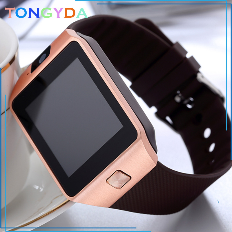 DZ09 Bluetooth Smartwatch Android Phone Call Smart Watch With Camera 2G GSM SIM TF Card Camera