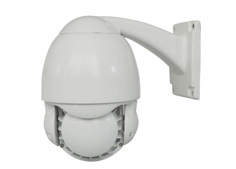 Aokwe 4 inch AHD 2mp 1080p 10x optical zoom CCTV ptz camera ahd CVI TVI analogue 4 in 1 outdoor with 50m night vision