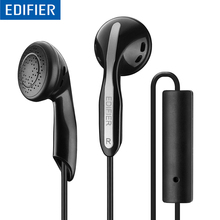 цена на Edifier P180 Earphones in-Ear Earbuds Hi-Fi Stereo earbu with Microphone and Volume Control for iPhone iPad iPod Samsung