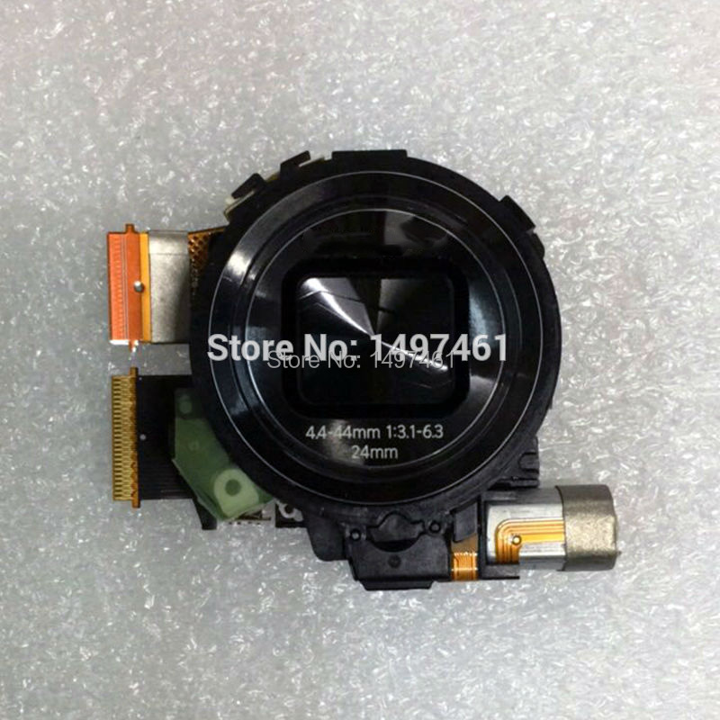 Silver Black Full New Optical zoom lens with CCD repair parts for Samsung GALAXY K Zoom