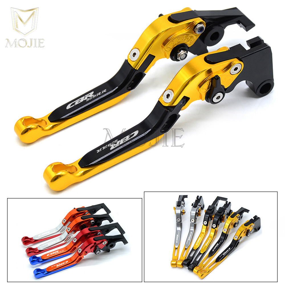 Motorcycle Adjustable For HONDA CBR929RR CBR 929 RR CBR 929RR 2000 2001 Brake Clutch Levers Set