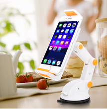 Dashboard Suction Tablet GPS Mobile Phone Car Holders Adjustable Foldable Mounts Stands For Xiaomi Mi Note
