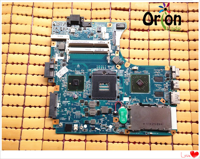 Brand New, A1794336A M961 MBX-224 1P-0106J01-8011 For Sony VPC-EB Series Notebook Motherboard 100% Tested OK Free shipping mbx 224 laptop motherboard for sony vaio vpc ea m960 mbx 224 a1780052a 1p 009cj01 8011 available new