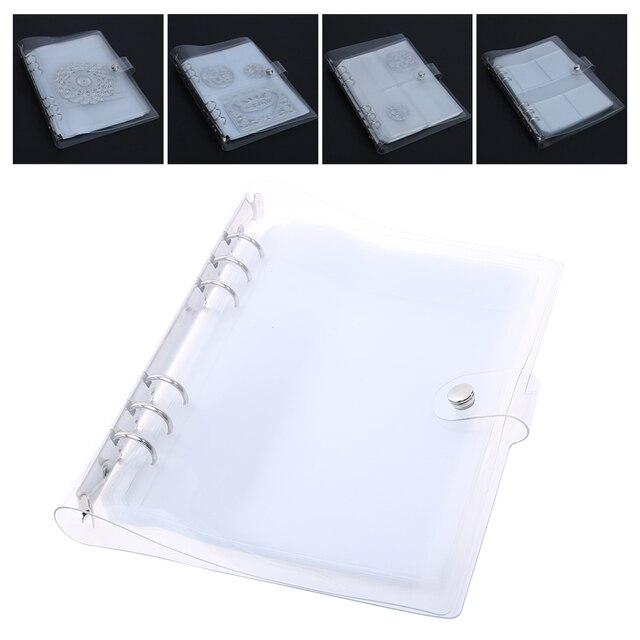 10 Fogli FAI DA TE Scrapbooking Taglio Muore Stencil Libro Stoccaggio Collezioni