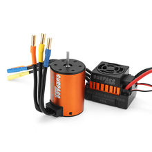 Surpass Hobby impermeable 3650 3100KV Motor sin escobillas + 45A ESC Combo Set para 1/8 piezas de coche Rc(China)