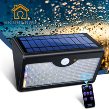 Buy remote outdoor lighting and get free shipping on aliexpress brightinwd solar 6500mah 1250lm ip65 60led remote control outdoor led street lights workwithnaturefo